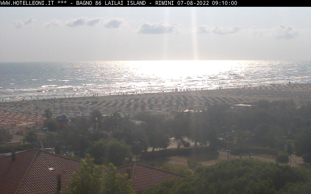 webcam rimini bellariva n. 48433