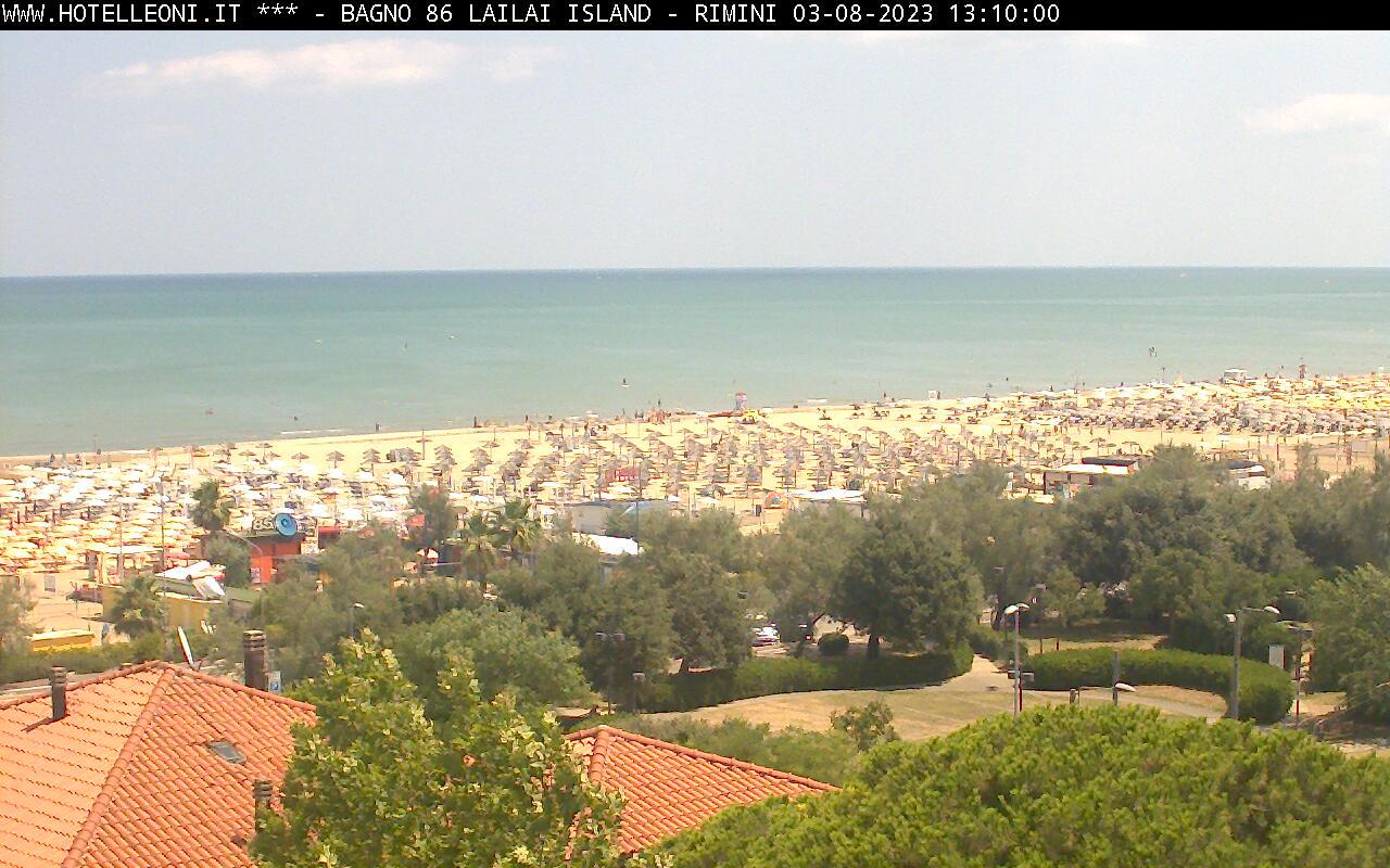 Webkamera - Rimini